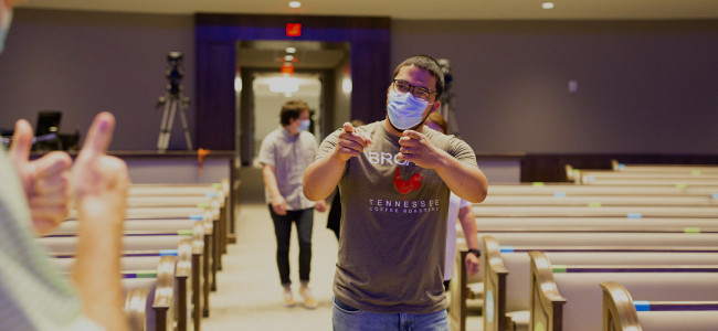New Details About On Campus Worship