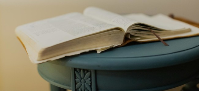 Weekly Bible Reading Forecast: Week Four