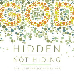 Hidden, Not Hiding | A Study in the Book of Esther