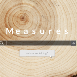 Measures | So How Am I Doing?
